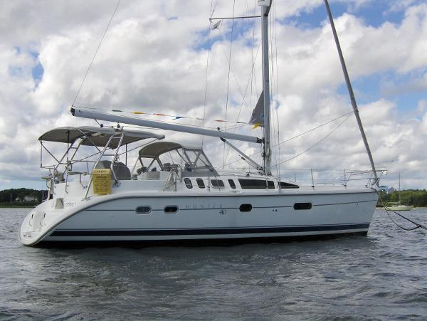 "Hunter Sail Mono 410 ""Cariad"""