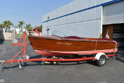 Chris-Craft 17 Sport Utility 1954 Chris-Craft 17 Sport Utility for sale in Anaheim, CA