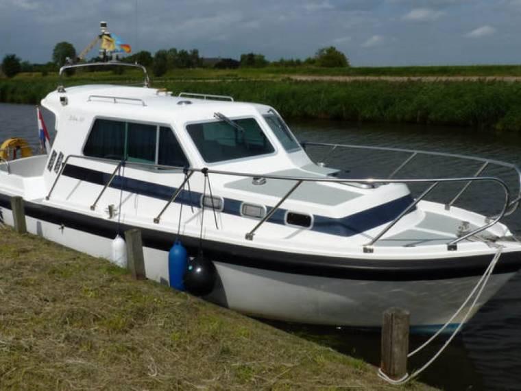 Aquastar 27 Pacesetter MK II. 170 Pk Yanmar Diesel