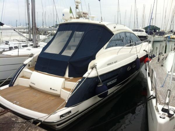 Absolute 47 HT absolute 47 ht 2009 ips 600 volvo timone yachts dealer