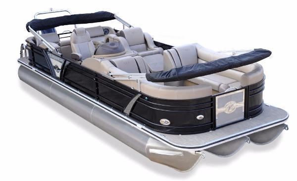 Veranda All Aluminum Deck 25 VERTEX RFL W/250 SHO
