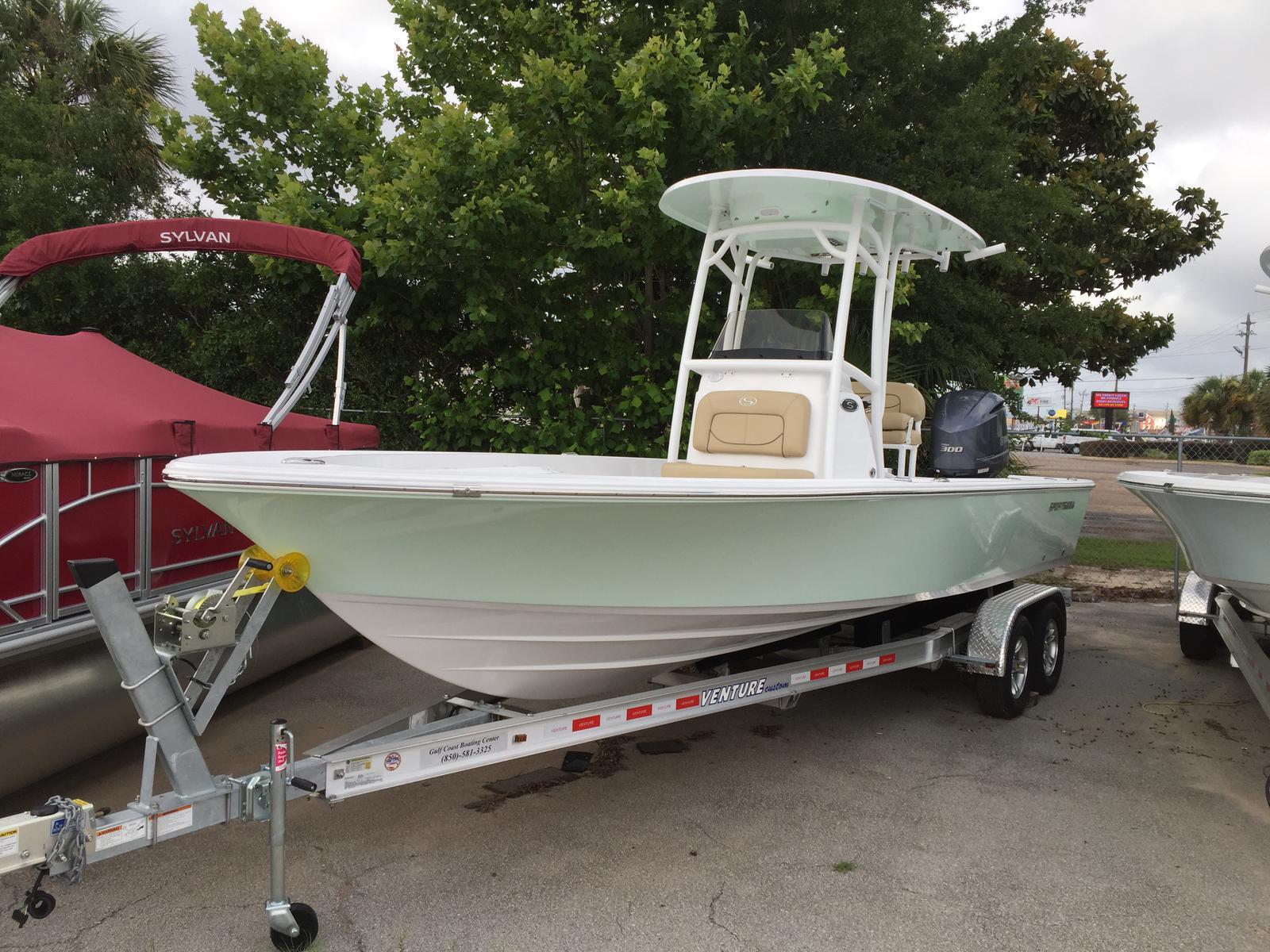 Sportsman Boats Masters 247 Bay Boat