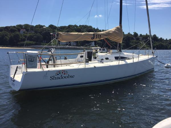 J Boats J/111 J111 J 111 Profile