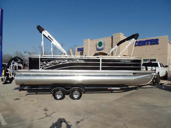 Harris Flotebote Cruiser 240 DL Tri Toon