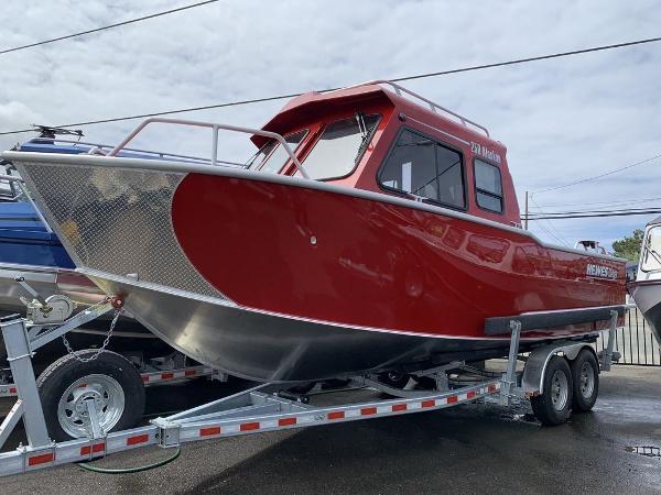 Hewescraft Alaskan 250 ET HT
