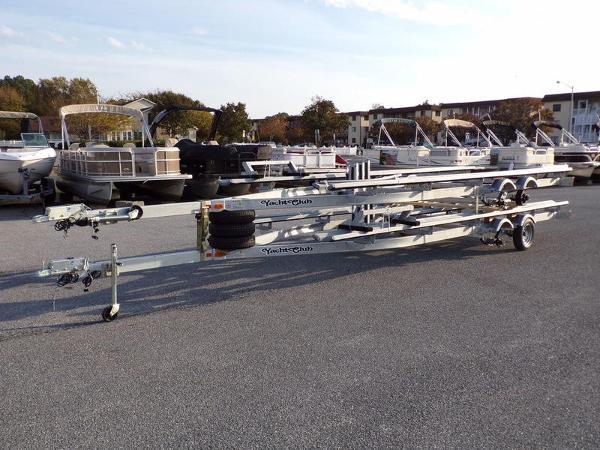 Yacht Club Pontoon Trailer – Double Axle