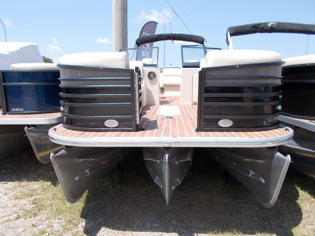 Crest Pontoon Boats Caribbean 250