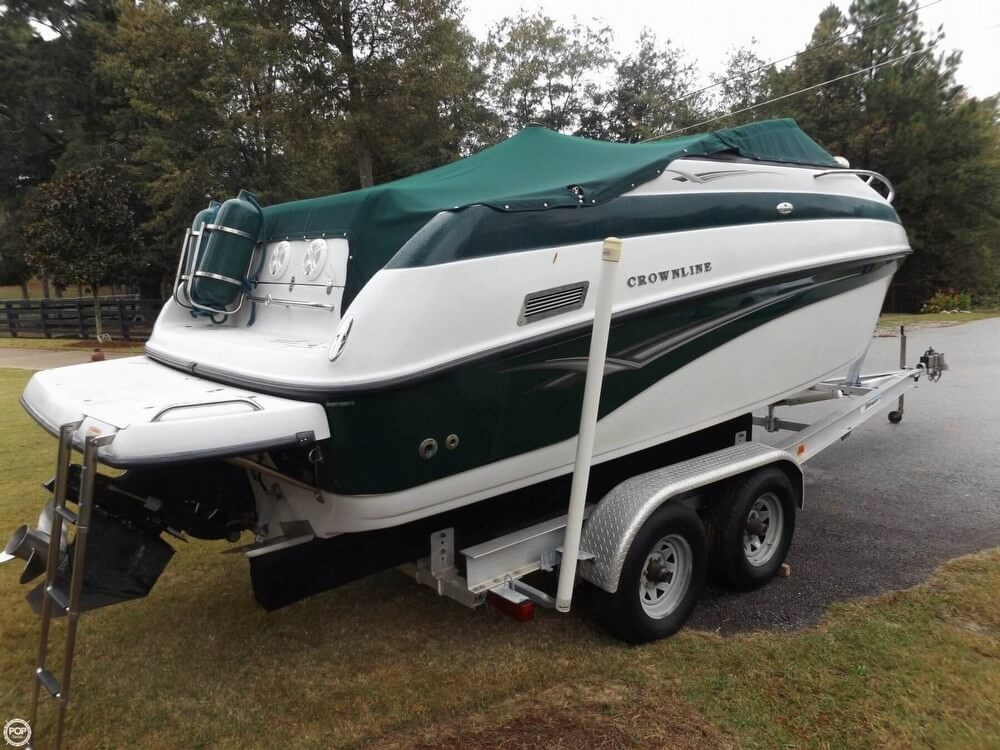 Crownline 230 CCR 2002 Crownline 230 CCR for sale in Reevesville, SC
