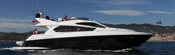 Sunseeker Manhattan 63 Manufacturer Provided Image: Sunseeker Manhattan 63