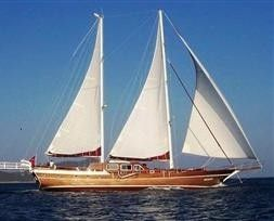 Turkish Gulet Ketch 32m (Wood) Photo 1