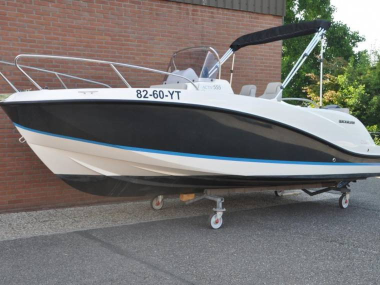 Quicksilver Quicksilver Activ 555 Open