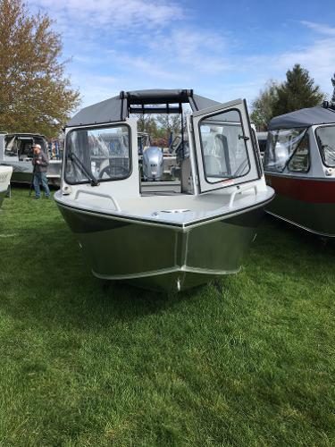 Northwest Boats 187 COMPASS