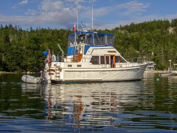 Island Gypsy Trawler Island Gypsy 40 Trawler