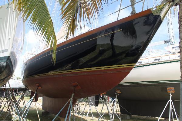 Hank Hinkley Boat Builders OC 42