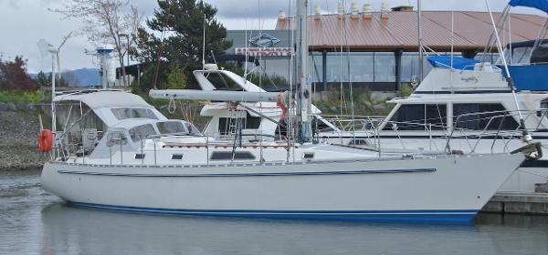 Norstar 44 Sailing Yacht