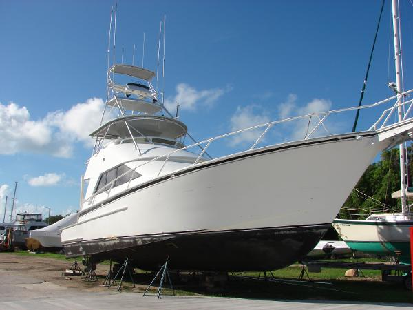 Striker 65' LOA Sport Fish