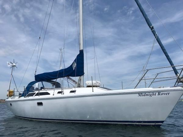 Catalina 36 MkII Starboard