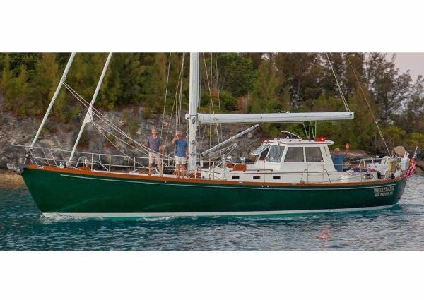 Lyman-Morse Pilothouse Ocean Cruiser