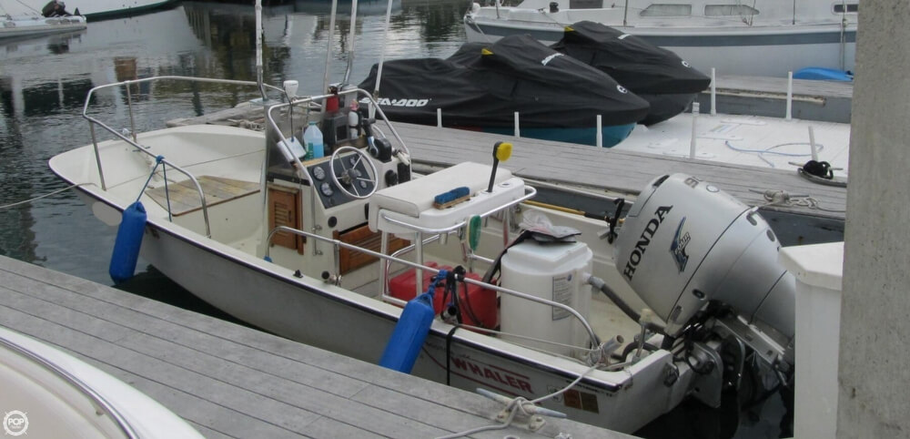 Boston Whaler 17 Montauk 1986 Boston Whaler 17 Montauk for sale in Redondo Beach, CA