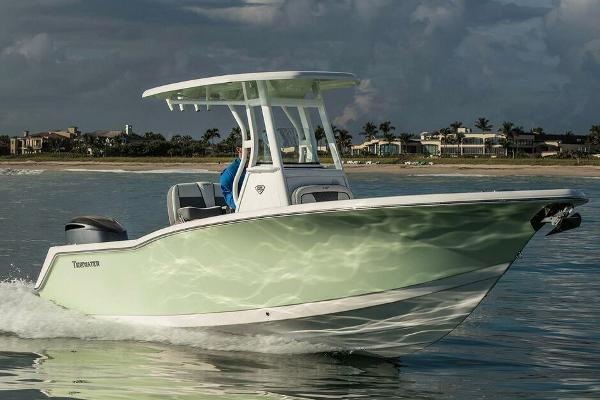 Tidewater 232 CC Adventure Manufacturer Provided Image
