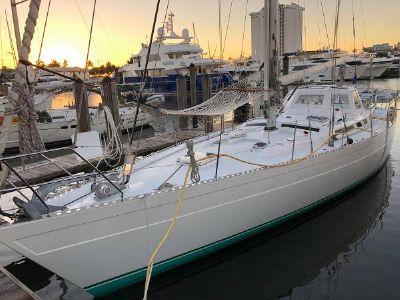 Norseman 535 At The Dock