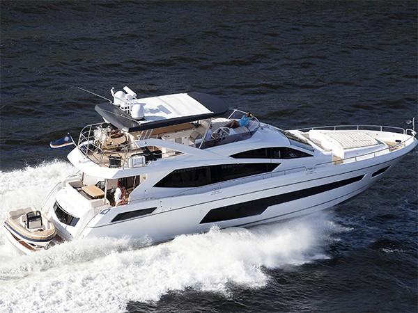 Sunseeker 75 Yacht Main