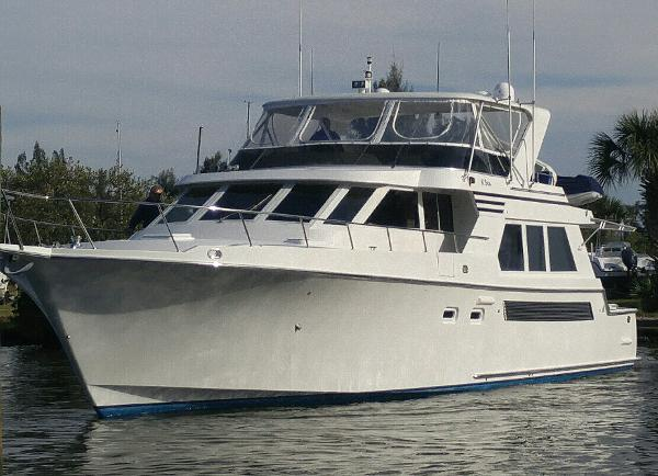 Tolly Motor Yacht Profile