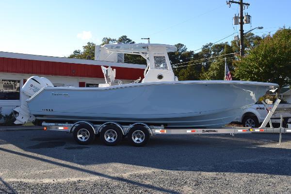 Tidewater 280 CC Custom