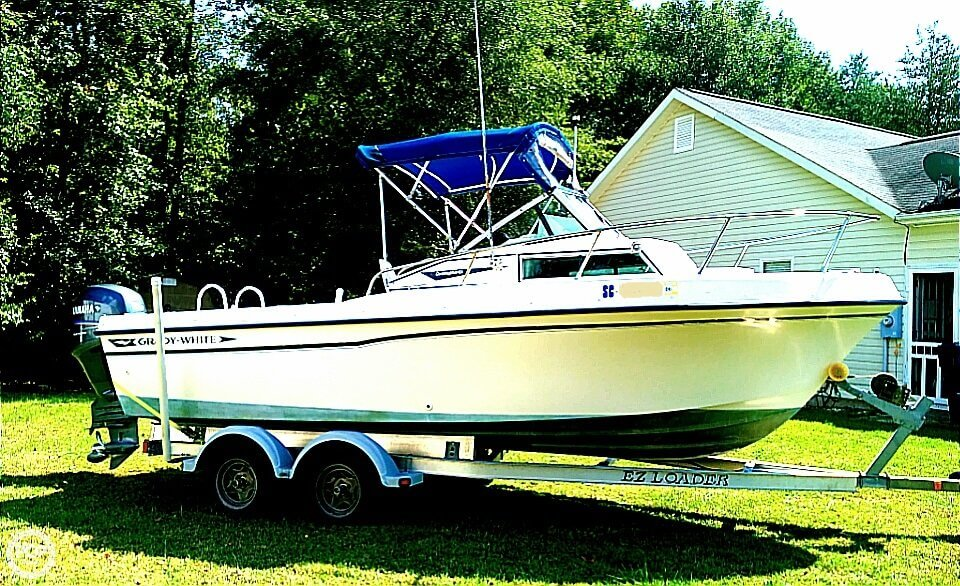 Grady-White Overnighter - 206G 1988 Grady-White Overnighter - 206G for sale in Clover, SC