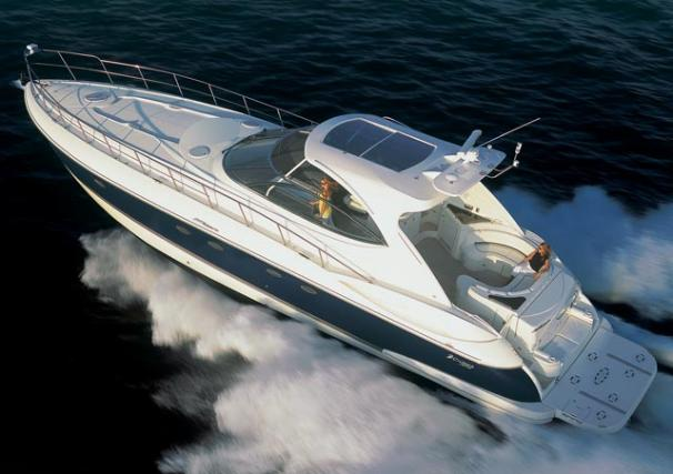 Cruisers Yachts 560 Express Manufacturer Provided Image