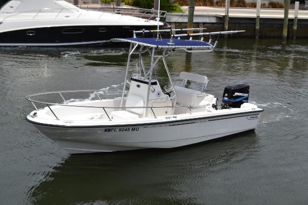 Boston Whaler 190 Nantucket 19 Boston Whaler 2005