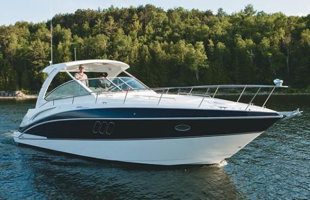 Cruisers Yachts 380 Express Manufacturer Provided Image: Manufacturer Provided Image