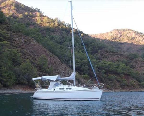 Delphia Yachts DELPHIA 29 Lifting Keel