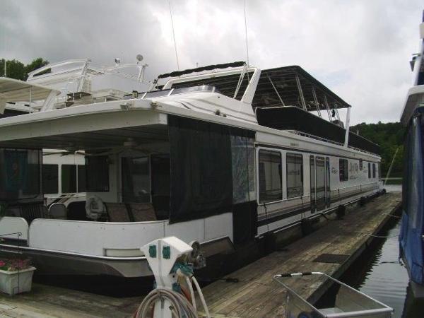 Sumerset 18 x 100 Houseboat