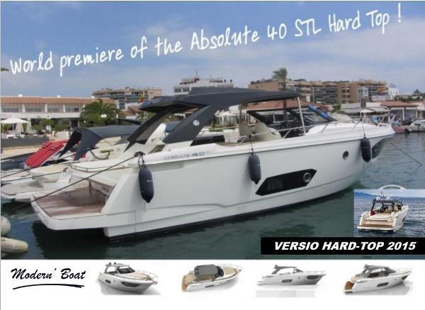 Absolute 40 STL HARD-TOP