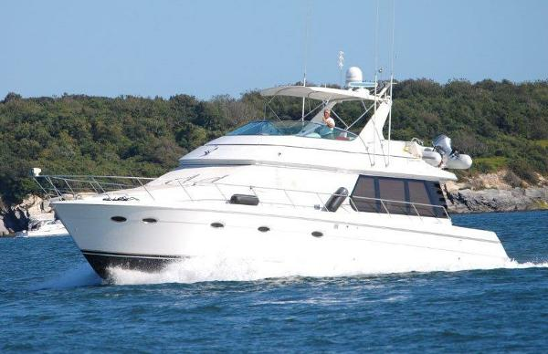 Carver 530 Voyager Pilothouse Overall