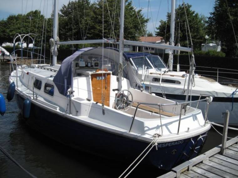 Westerly Berwick 31 Ketch