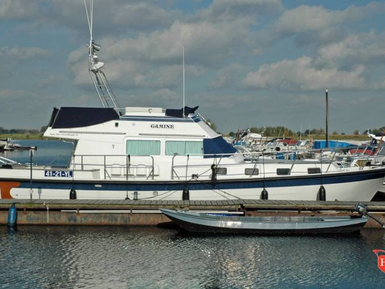 Aquastar 43 Ocean Ranger