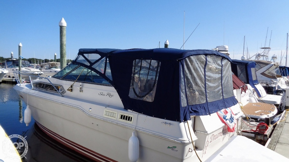 Sea Ray 300 Weekender 1987 Sea Ray 300 Weekender for sale in Warwick, RI