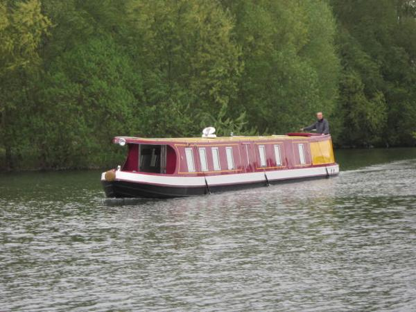 Bosworth 60  Traditional Stern Narrowboat