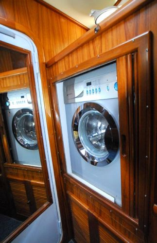Stateroom fwd (Washer)