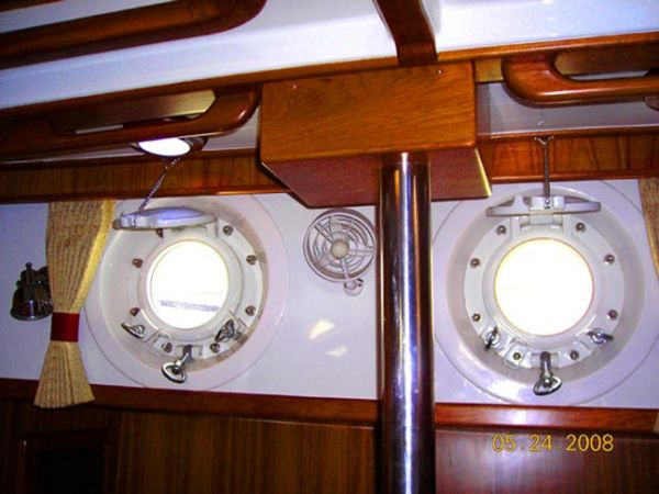 Portlight Detail