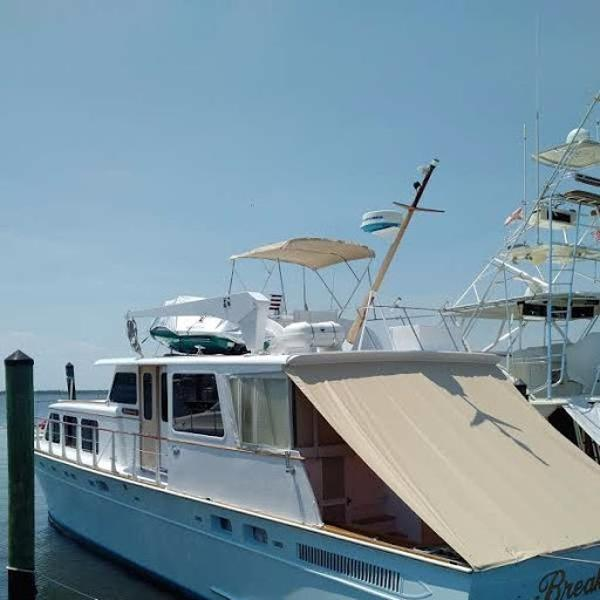 Huckins Atlantic BREAKAWAY