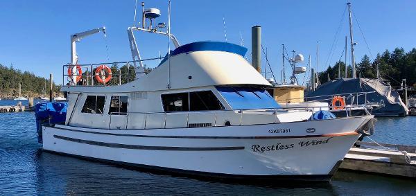 Trawler Frostad 37