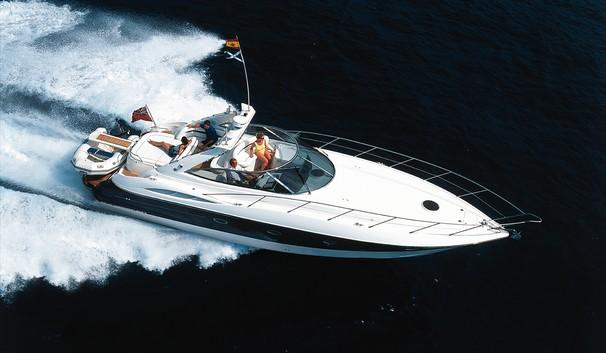 Sunseeker Camargue 44 Manufacturer Provided Image: Camargue 44