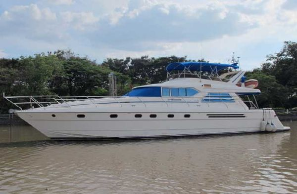Marine Projects Princess 66