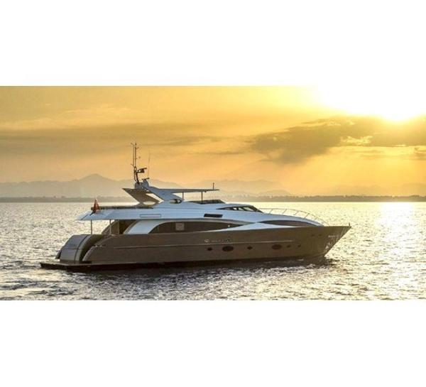 Alia Yachts Shipyard