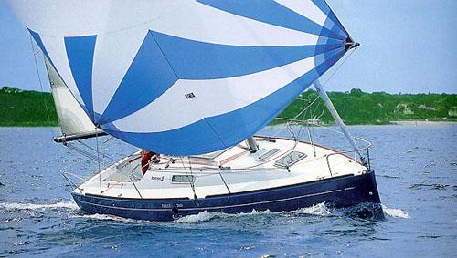 Beneteau First 260 Spirit Manufacturer Provided Image: First 260 Spirit