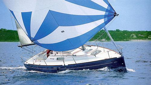 Beneteau First 260 Spirit Manufacturer Provided Image: First 260 Spirit