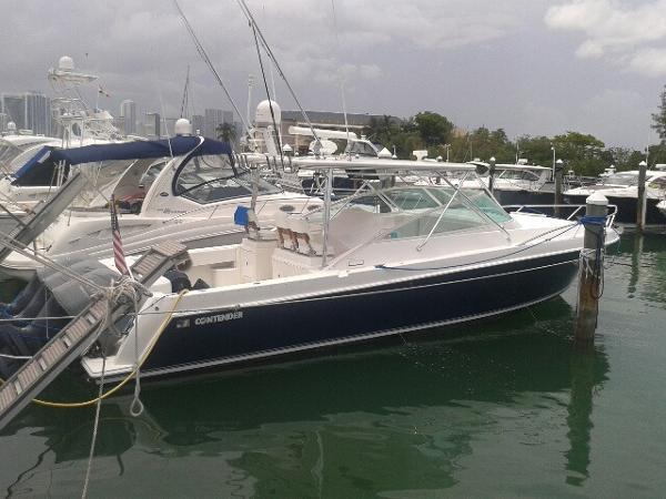 Contender 38 Express (FISHING MACHINE)